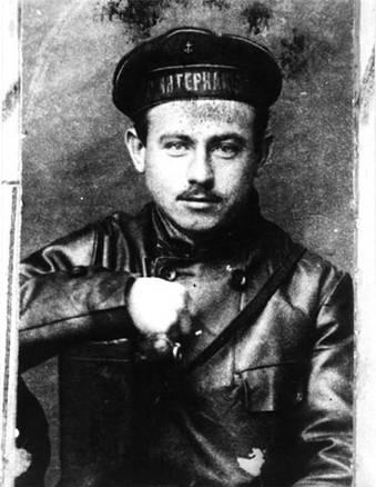 Папанин -комендант крымской ЧК.JPG